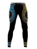Details about  /Raven Fightwear Men/'s Aztec Ranked BJJ MMA Shorts Blue