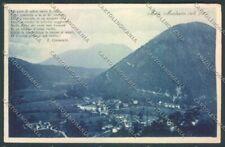 Varese Monte Mondonico PIEGHINA cartolina LQ8688