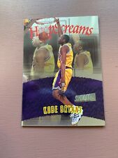 1997-98 Topps Stadium Club Basketball: Kobe Bryant Rookie Card