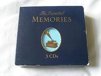 The Essential Memories 3 CD'S