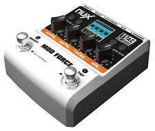 NuX Mod Force - Multi-Modulations-FX Pedal mit True Bypass