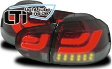 Fari posteriori a LED CCFL Light Tube Volkswagen Golf  VI 6 08->12 Ros Fumè LTI