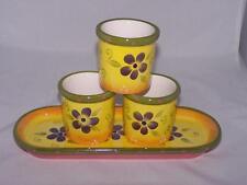 Partylite Flower Pot Trio