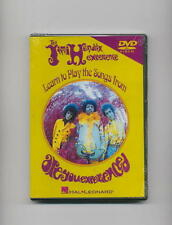 JIMI HENDRIX ARE YOU EXPERIENCED GUITAR INSTRUCTION DVD