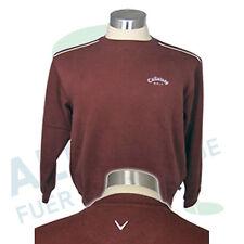 "Callaway Golf "" Big Bertha "" Jumper Wine Red Size M (D 48-50)"
