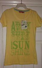Gul Surf Co Señoras Camiseta Talla 8