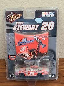 2007 #20 Tony Stewart Home Depot Chicagoland Win 1/64 Winner's Circle NASCAR