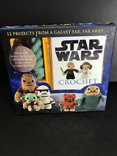 Star Wars Crochet Kit from Thunder Bay Press