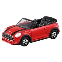 New Tomica No.37 Mini John Cooper Works Red (NEW in Box)  BMW Takara Tomy
