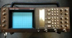 Fluke Philips PM3055 Oscilloscope *Tested*