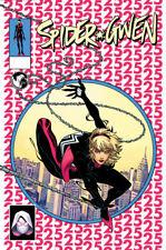 Spider-Gwen #25  by Ed McGuinness Variant  (300 homage)  Gwenom Cover C