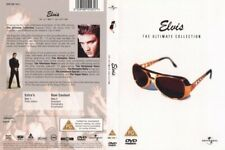 Elvis Presley - The Ultimate Collection (DVD-2002,2-Disc Box Set)Region 2 to 4)