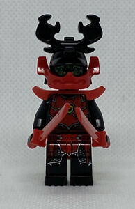 Lego Ninjago 70503 70501 Stone Army Demon Warrior Final Battle Minifig Complete