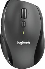 Logitech - Marathon Mouse M705 Wireless Laser Mouse - Works with Chromebook -.