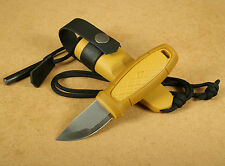 Morakniv Eldris Yellow Neck Knife Kit Taschenmesser Outdoormesser Survival R80