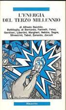 L'energia del terzo millennio,AA.VV  ,L'unità,1987