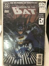 Batman Shadow Of The Bat (1994) #0- 94 Annuals #1-5 (VF/NM) Complete Run