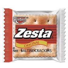 Keebler Zesta Saltine Crackers 2 Crackers/Pack 500 Packs/Carton 01008