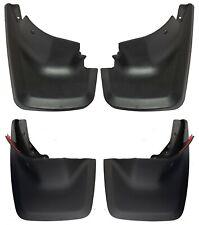 🔥 Genuine Full Front & Rear Splash Mud Guards Set for Nissan Titan 2011-2012 🔥