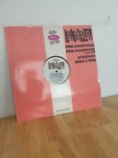 Rhythm Eternity Pink Champagne Aftermath Make U Mine 12 Inch Vinyl Dance Record