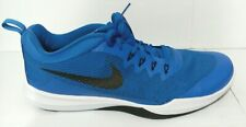 Mens Size 13 Sneakers NIKE TRAINING 924206 BLUE Running Training Basketball 47.5
