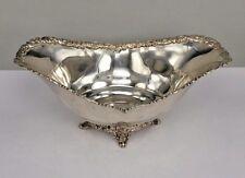 Art Nouveau period 1903/1904 American Tiffany & co sterling silver dish 203 grms
