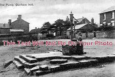 CH 99 - The Pump, Dunham Hill, Warrington, Widnes, Cheshire c1916 - 6x4 Photo