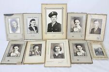 Vintage WWII War Photo Photography Family Rare Old Collectable Army Huettner