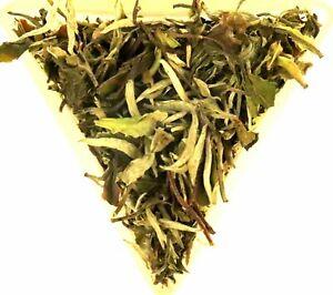 Pai Mu Tan White Tea Special Grade 6900 Fuding Loose Leaf White Peony Green Tea