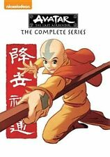 Avatar Last Airbender Complete Series - DVD Region 1