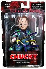 Mezco Bride of Chucky 5 Inch Chucky Action Figure New