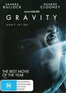 Gravity (DVD) Brand new, factory sealed