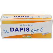 Boiron Dapis Gel - Instant Homeopathic relief for Insect bites - 40g tube