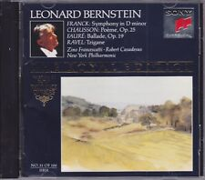 Bernstein The Royal Edition #31 - Franck: Symphony in D minor; Ravel: Tzigane