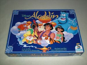 Disney's Aladdin - Das Spiel zum Film - Brettspiel - Schmidt International