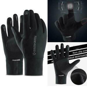 Winterwarme Handschuhe Winddicht Wasserdicht Rutschfeste Unisex O7Y3