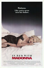 In Bed With Madonna (1991) original movie poster - single-sided - rolled