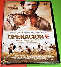 OPERACION E , Miguel Courtois Partenina 2012 -DVD R2- Precintada