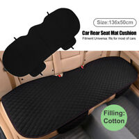 Car Seat Mat Universal Rear Auto Chair Cover Plush Protector Cushion