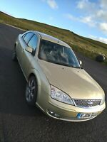Ford mondeo titanium x 2006 (high spec)