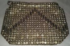 1930's art deco rhinestone purse