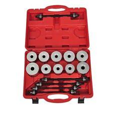 27pcs Pull and Press Sleeve Tool Kit Set Seal Bearing Cars LGV HGV Removal Bush