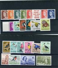 Australia 1966 Scott# 394-414 mint NH