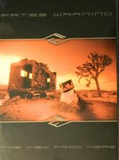 FATES WARNING The VIEW FROM HERE 13 Features Live and Video SEALED DVD