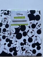 Disney Mickey Mouse Fabric Fat Quarter The Many Faces of Mickey 18in x 21in