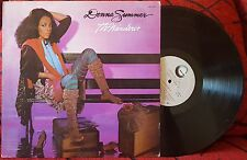 DONNA SUMMER **The Wanderer** VERY RARE 1981 Mexico LP ON GEFFEN LABEL