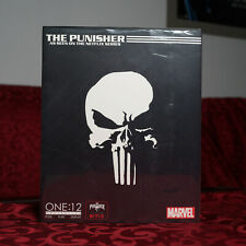MEZCO ONE:12 - Netflix Punisher Actionfigure