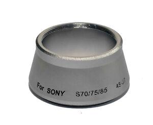 SONY S70 S75 S85 Powershot Digital Camera Lens Adapter Tube 37mm M37 Thread New