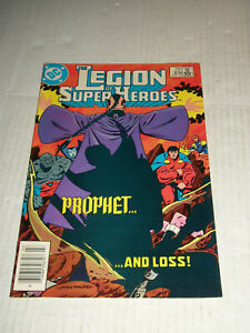 DC Comics LEGION OF SUPER-HEROES #309 (1984) Keith Griffin Cover & Art
