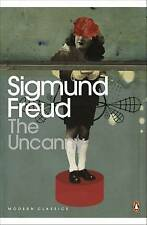 The Uncanny - Penguin Modern Classics Paperback Book by Sigmund Freud 2003 Ed.